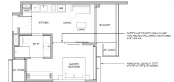 Grange-1866-condo-singapore-floor-plan-1-bedroom