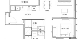 Grange-1866-condo-singapore-floor-plan-2-bedroom-premium-b3