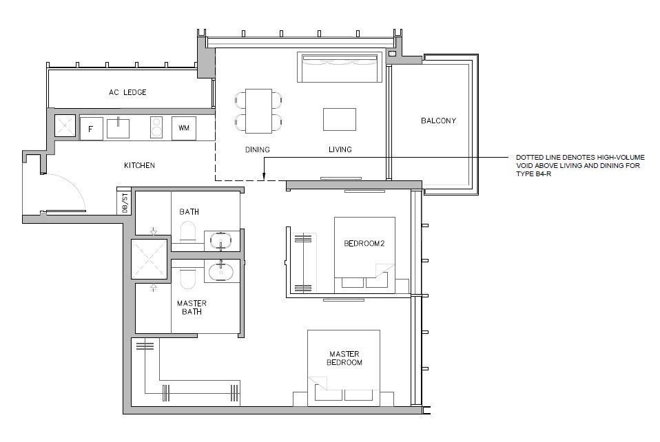 Grange-1866-condo-singapore-floor-plan-2-bedroom-premium-b4